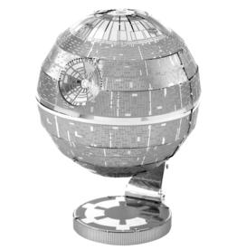 METAL EARTH MMS278 DEATH STAR STAR WARS (2  SHEETS)