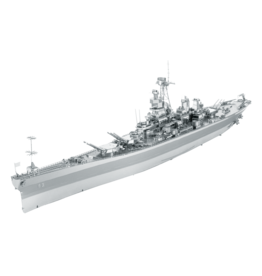 METAL EARTH ICX111 USS MISSOURI  (3  SHEETS)