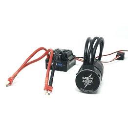 HOBBYWING HWI38010402 EZRUN 4268 2600KV MOTOR WITH MAX8 ESC