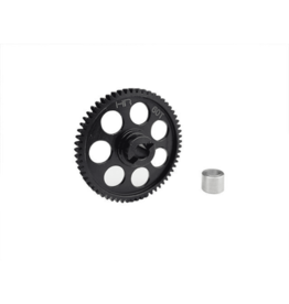 HOT RACING HRASLTN60M5 STEEL MAIN GEAR 0.5 MODULE 60 TOOTH LATRAX RALLY TETON