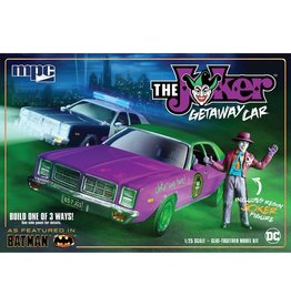 MPC MPC890 1/25 1978 BATMAN JOKER GOON CAR: DODGE MONACO
