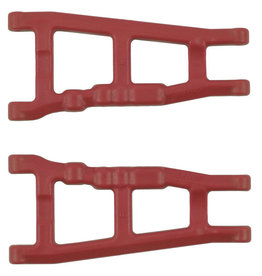 RPM RPM80709 FRONT, REAR A-ARMS: SLASH 4X4 RED