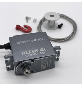 REEFS RC SEHREEFS43 REEFS RC 422HDV2 SERVO WINCH W/BUILT IN CONTROLLER