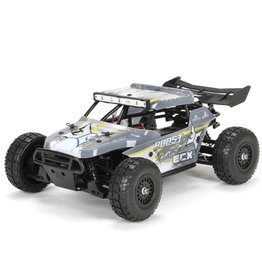ECX ECX01005T2 1/18 SCALE ROOST 4WD DESERT BUGY GREY YELLOW RTR