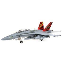 E-FLITE EFL3950 F-18 HORNET 800 EDF BNF W/ AS3X SAFE SELECT
