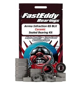 FAST EDDY BEARINGS FED ARRMA LIMITLESS & INFRACTION CERAMIC BEARING KIT