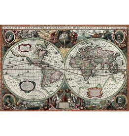 TOMAX TOM100-204 HISTORICAL WORLD MAP