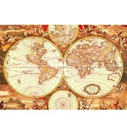TOMAX TOM100-108 HISTORICAL WORLD MAP