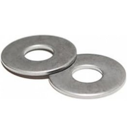 TEAM KNK KNK 4MM SS WASHERS (25)