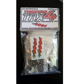 TEAM KNK KNKTRX004 TRX 4 STAINLESS HARDWARE KIT