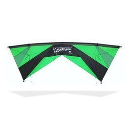 REVOLUTION ENTERPRISES INC. EXP WITH REFLEX KITE RTF: GREEN/BLACK