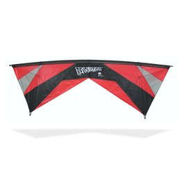 REVOLUTION ENTERPRISES INC. EXP WITH REFLEX KITE RTF: RED/BLACK