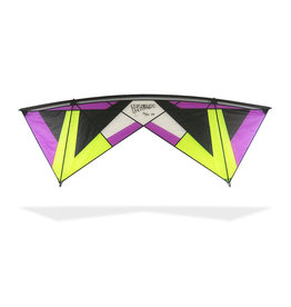 REVOLUTION ENTERPRISES INC. REFLEX XX KITE RTF: LIME/PURPLE