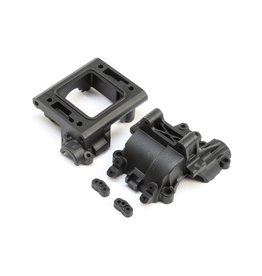 TLR TLR242024 REAR GEAR BOX HOUSING: 8X, 8XE