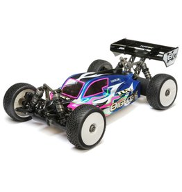 TLR TLR04008 8IGHT X-E RACE KIT: 1/8 4WD ELECTRIC BUGGY