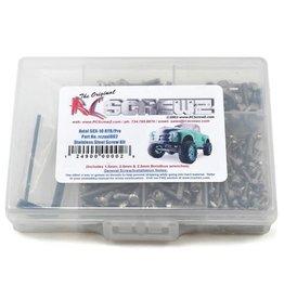 RC SCREWZ RCZAXI002 STAINLESS STEEL SCREW KIT: SCX10