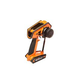 SPEKTRUM SPMR5200O DX5 RUGGED TX ONLY: ORANGE