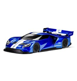 PROTOFORM PRO154930 FORD GT CLEAR BODY, 200MM: PAN CAR
