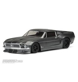PROTOFORM PRO155840 1968 FORD MUSTANG CLEAR BODY VTA CLASS