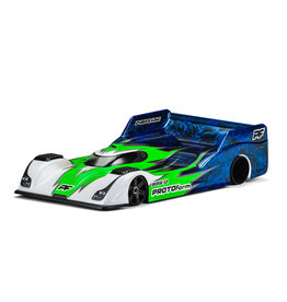 PROTOFORM PRO161530 1/12 BMR-12 REGULAR WEIGHT CLEAR BODY: ON ROAD CAR