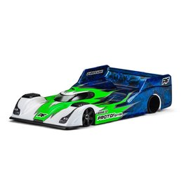 PROTOFORM PRO161520 1/12 BMR-12 LIGHT WEIGHT CLEAR BODY :ON ROAD CAR