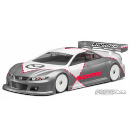 PROTOFORM PRO148722 MAZDASPEED6 PRO-LITE WEIGHT CLEAR BODY: 190MM