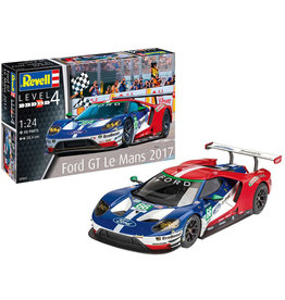 REVELL RMX854418 1/24 FORD GT RACING LEMANS