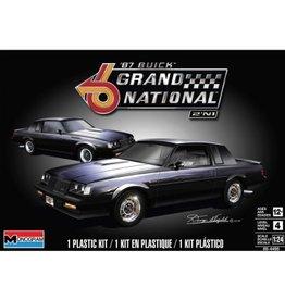 REVELL RMX854495 1/24 BUICK GRAND NATIONAL 2N1
