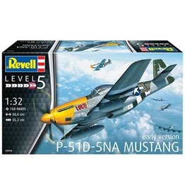 REVELL RVL03944 1/32 P-51 D-5NA MUSTANG EARLY VERSION