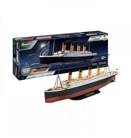 REVELL RVL05498 EASY CLICK RMS TITANIC MODEL 1/600