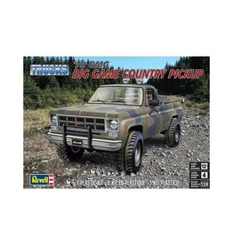 REVELL RMX857226 1978 GMC BIG GAME COUNTRY PICK UP