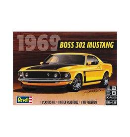 REVELL RMX854313 1969 BOSS 302 MUSTANG