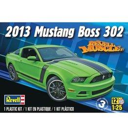 REVELL RMX854187 1/25 2013 MUSTANG BOSS 302