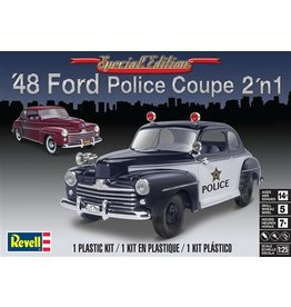 REVELL RMX854318 1/24 1948 FORD POLICE COUPE