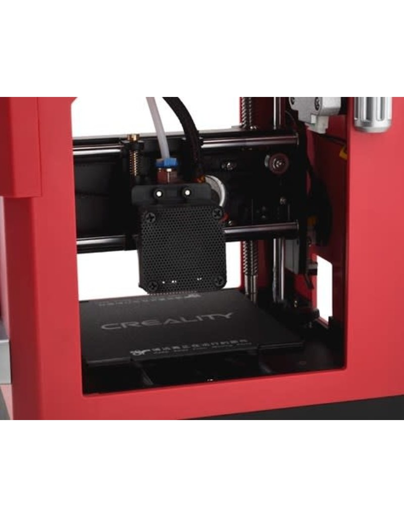 CREALITY 3D 3D CR-100 JUNIOR 3D PRINTER: RED