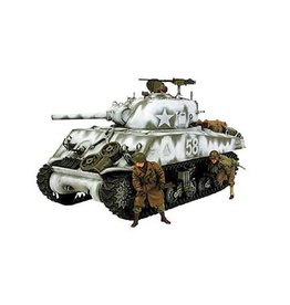 TAMIYA TAM35251 1/35 SCALE M4A3 SHERMAN 105MM HOWITZE