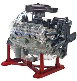 REVELL RVL85-8883 VISIBLE V8 ENGINE PLASTIC MODEL KIT