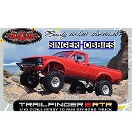 RC4WD RC4WDZ-RTR0024 TRAIL FINDER 2 RTR