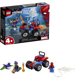 LEGO LEGO 76133 SUPER HEROES SPIDER-MAN CAR CHASE