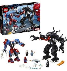 LEGO LEGO 76115 SUPER HEROES SPIDER MECH VS VENOM
