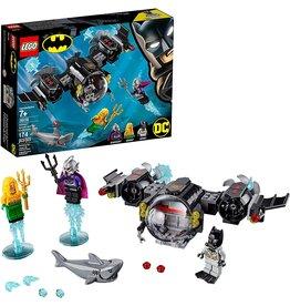 LEGO LEGO 76116 SUPER HEROES BATMAN BATSUB AND THE UNDERWATER CLASH