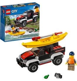 LEGO LEGO 60240 KAYAK ADVENTURE