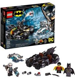 LEGO LEGO 76118 SUPER HEROES MR. FREEZE BATCYCLE BATTLE