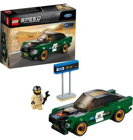LEGO LEGO 75884 SPEED CHAMPIONS '68 FORD MUSTANG FASTBACK