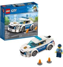 LEGO LEGO 60239 CITY POLICE PATROL CAR