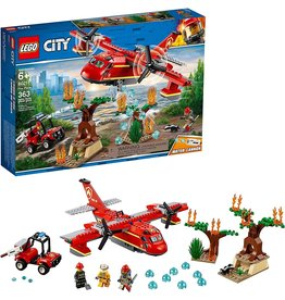 LEGO LEGO 60217 CITY FIRE PLANE