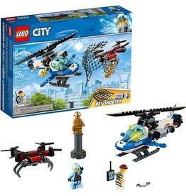 LEGO LEGO 60207 CITY SKY POLICE DRONE CHASE