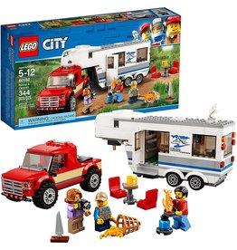 LEGO LEGO 60182 CITY PICKUP & CARAVAN