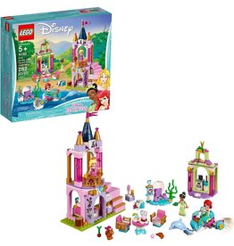LEGO LEGO 41162 DISNEY PRINCESS ARIEL AURORA AND TIANA'S ROYAL CELEBRATION