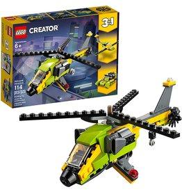 LEGO LEGO 31092 CREATOR HELICOPTER ADVENTURE